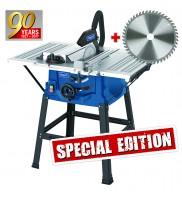 Scheppach HS 100 S Special edition, stolová pila + kotouč pro jemné řezy